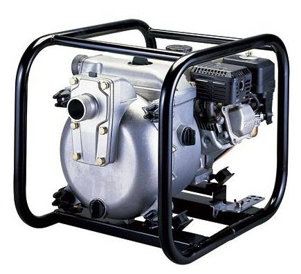 Bombas de Agua con Motor de Combustible