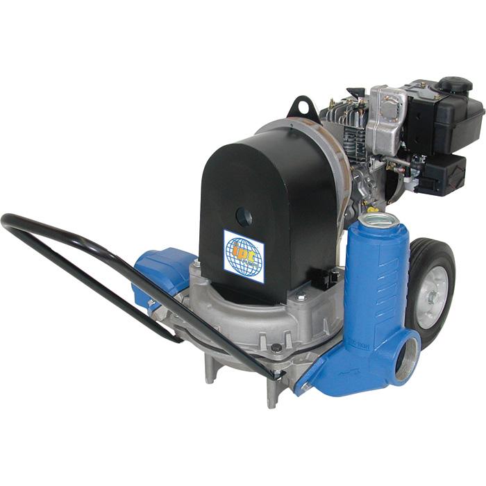 Bombas de Agua de Diafragma con Motor de Combustible