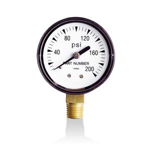 Manómetros de Presión para Agua