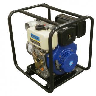 Bombas de Agua con Motor Diesel