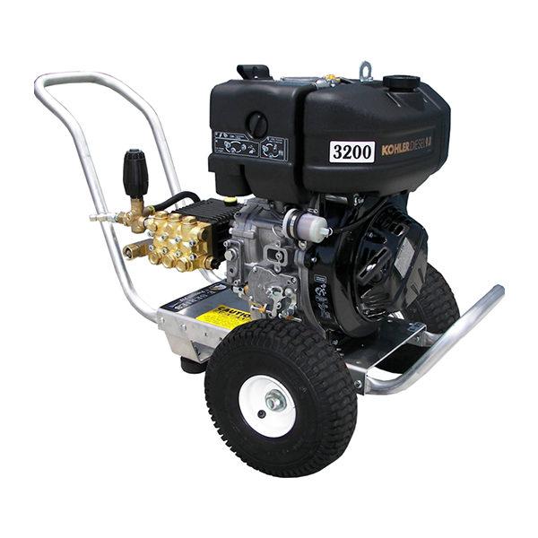 Lavadoras de Presión con Motor Diesel