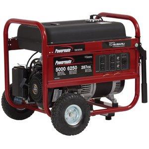 Generadores con Motor de Gasolina de 4,500 - 7,500 W
