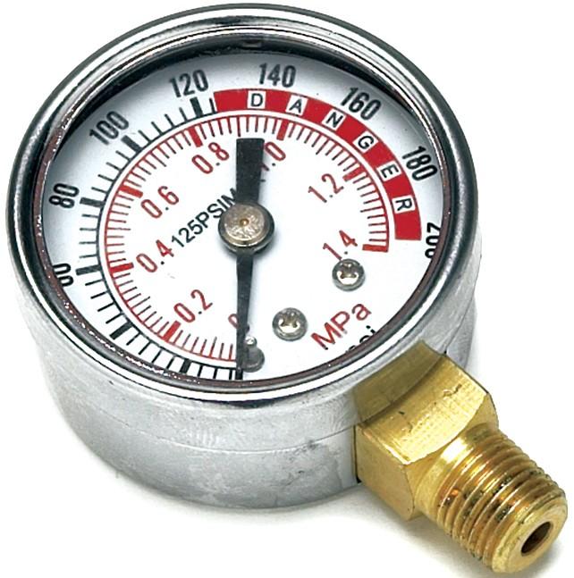 Manómetros de Presión para Aire