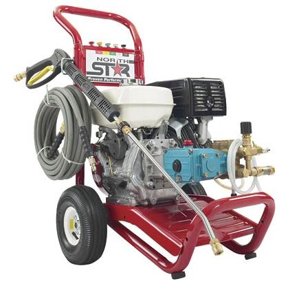 Lavadoras de Presión con Motor Gasolina