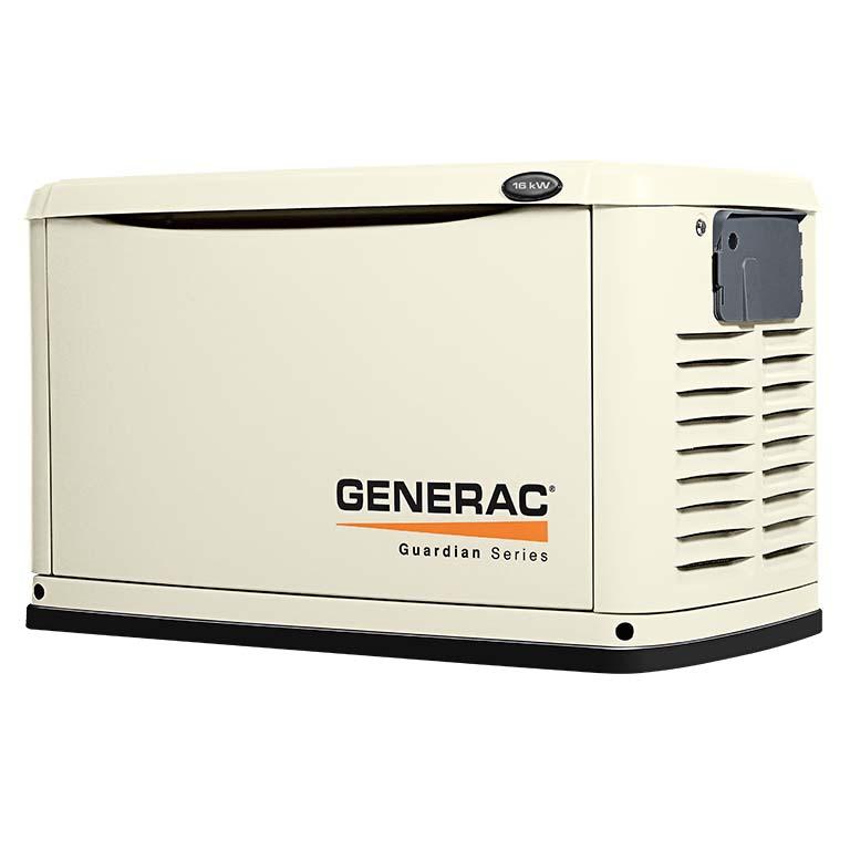 Generadores Standby