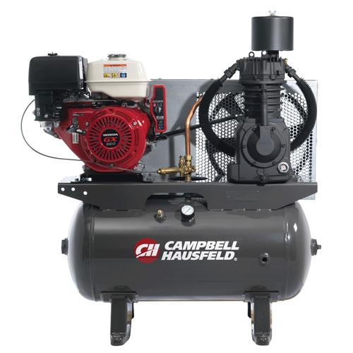 Compresores de Aire Estacionarios con Motor Gasolina